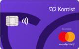 Die Kontist Debitkarte