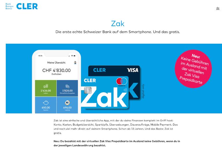 Cler Zak im Test