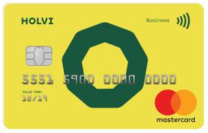 Holvi Business Card